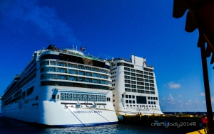 Our Cruise Ship Norwegian Epic and Norwegian Dawn