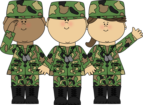group-of-soldiers