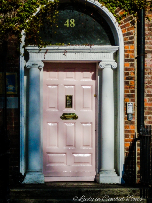 door in Dublin 2