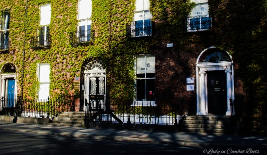 Door in Dublin 3
