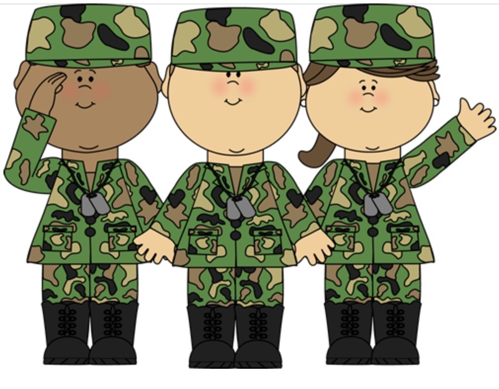 military kids month the crafty lady in combat boots